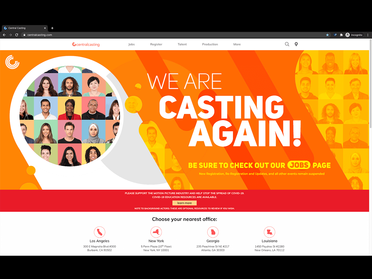 centralcasting